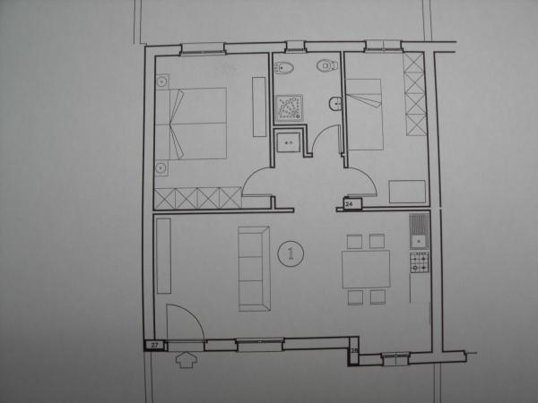 Appartamento San Costanzo Cerasa