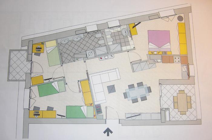 Appartamento Pesaro --