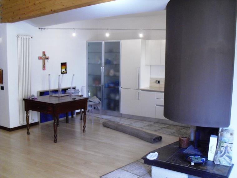 Rif l13 vendita appartamento fano pesaro e urbino for Piani di appartamento garage due camere da letto