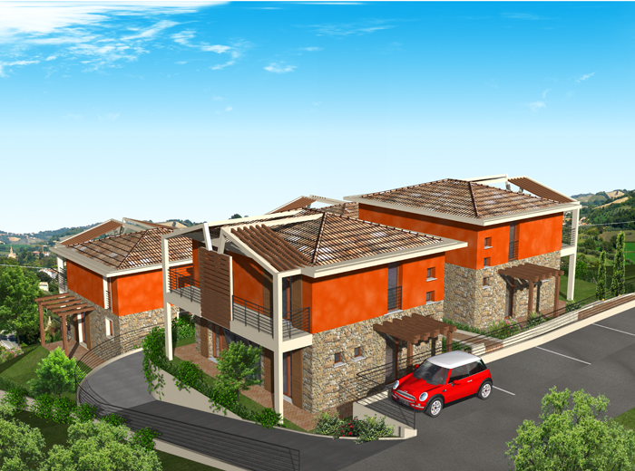 Villa Saltara (Colli al Metauro) --