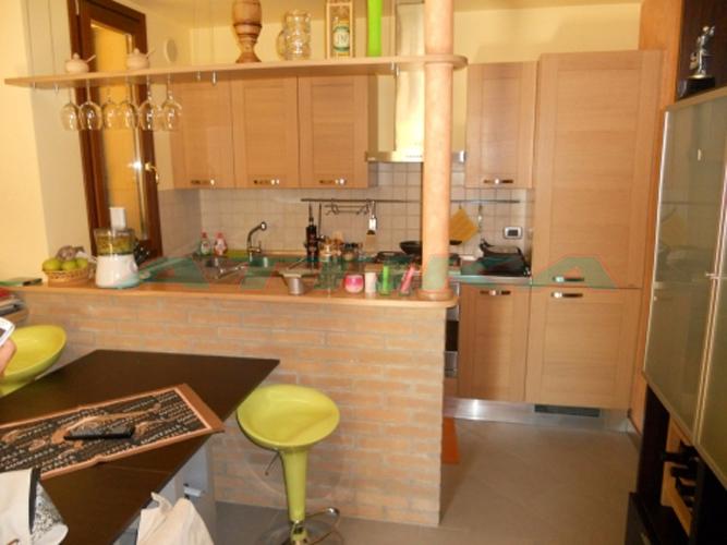 appartamento -- fano (pesaro e urbino) vendita - Soggiorno Piccolo Con Angolo Cottura