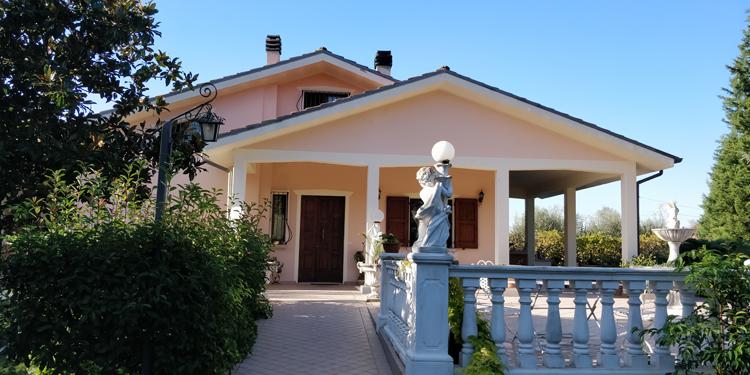 Villa Fano Carrara