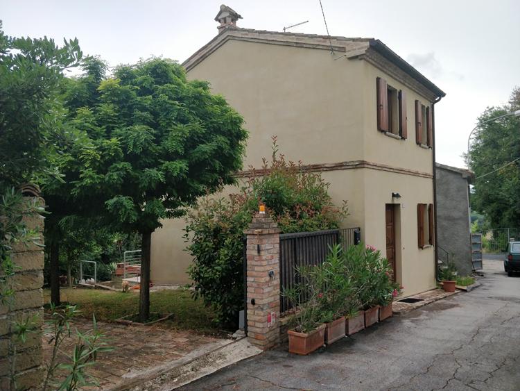 Villa Barchi (Terre Roveresche) --