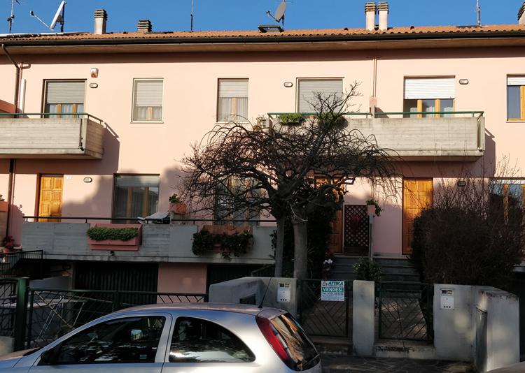 Casa a schiera Cartoceto Lucrezia