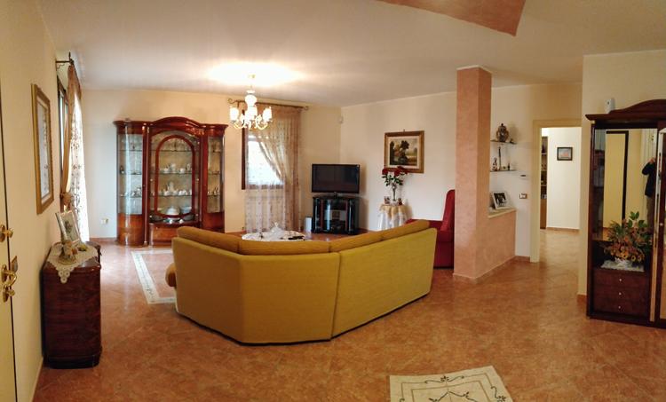 Appartamento Cartoceto Lucrezia