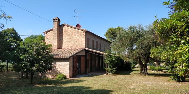 Rustico Orciano di Pesaro (Terre Roveresche) --